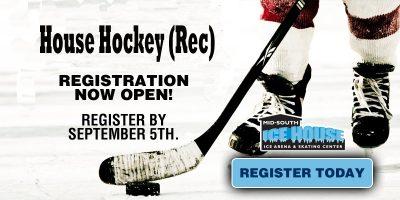Hockey Registration Fall 2016